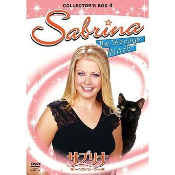Sabrina The Teenage Witch Collector's Box 4