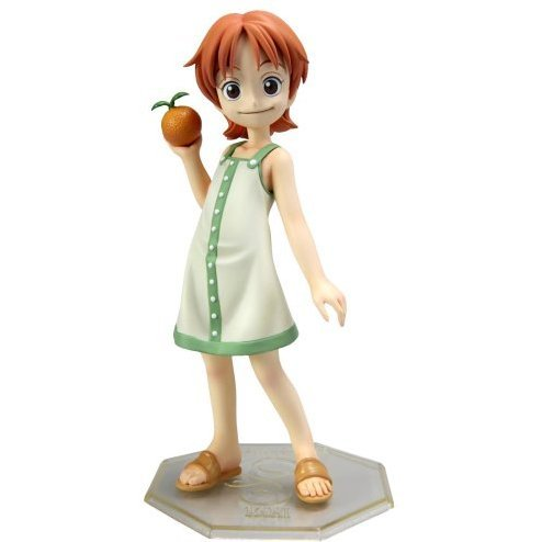 Excellent Model One Piece Portraits of Pirates P.O.P. CB-2 1/8 Scale Pre-Painted Figure: Nami (Kid Version)