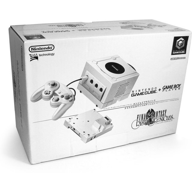 Game Cube Console - Final Fantasy Crystal Chronicles Limited Edition