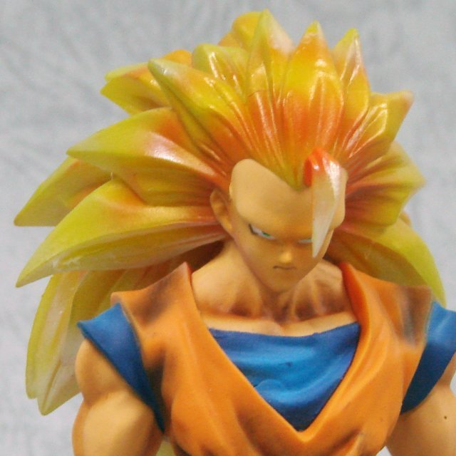 Dragon Ball Z High Quality Colouring Vol. 4 Pre-Painted Figure: Son Gokou