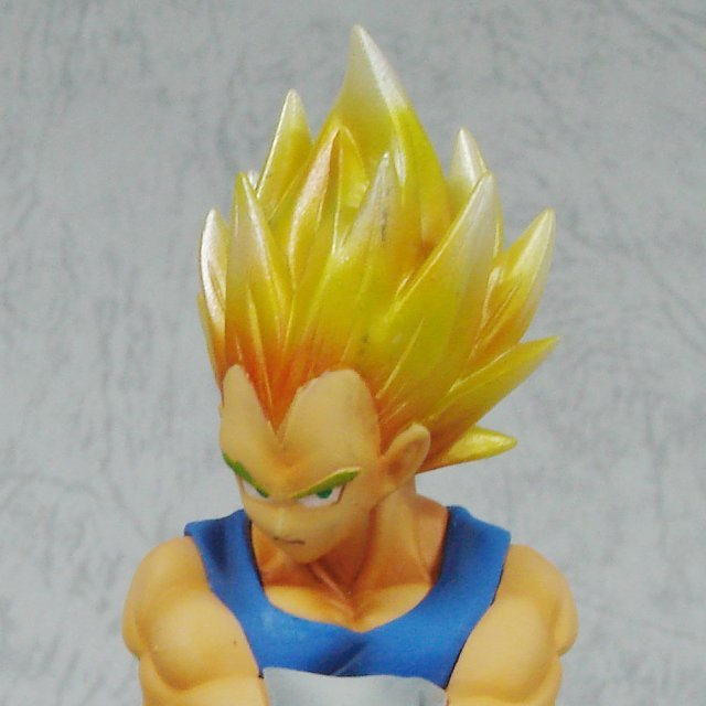 Dragon Ball Z High Quality Colouring Vol. 4 Pre-Painted Figure: Vegeta