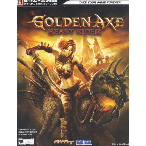 Golden Axe: Beast Rider Official Strategy Guide