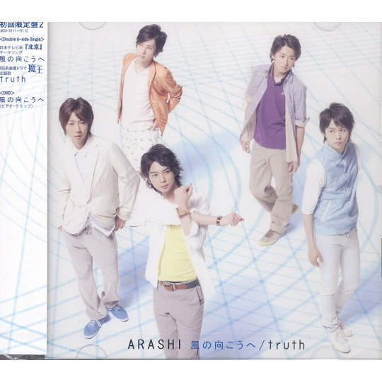Truth / Kaze No Muko E [CD+DVD Limited Edition 2]