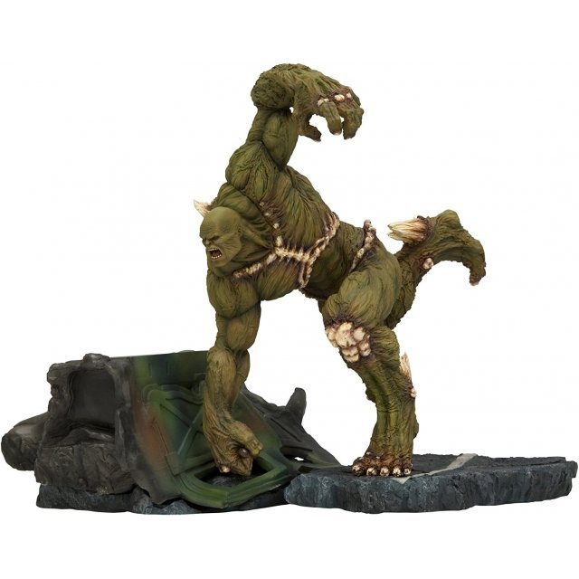 The Incredible Hulk Movie Fine Art Non Scale Pre-Painted Statue: Abomination