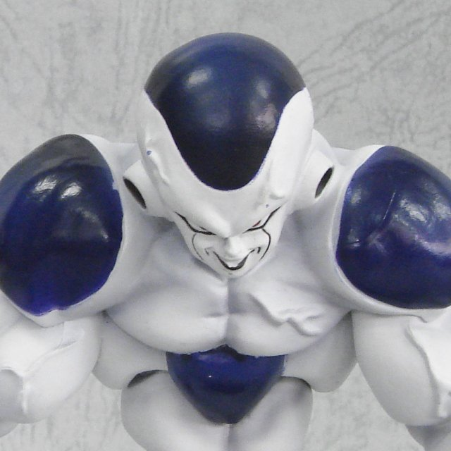 Dragon Ball Z HQ DX Vol. 3 Non Scale Pre-Painted Figure: Frieza