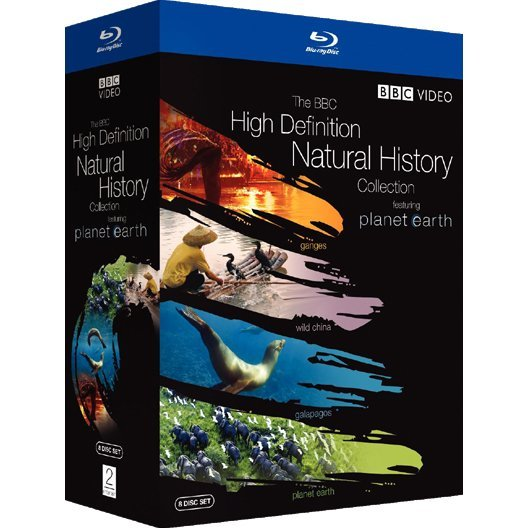 The BBC High Definition Natural History Collection
