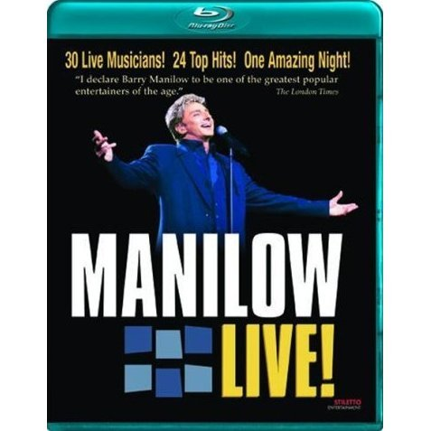 Manilow Live!