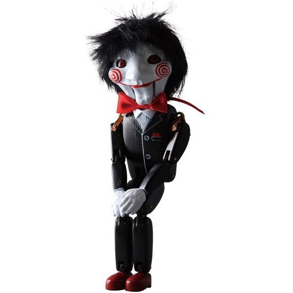 SAW 4 Pre-Painted Doll Figure
