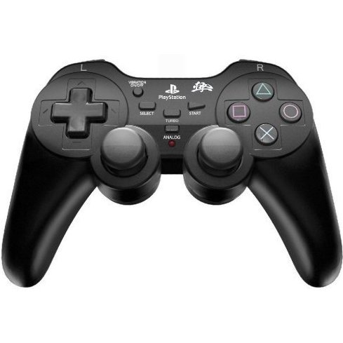 Analog Strike Wireless Controller Exteme 2 (Black)