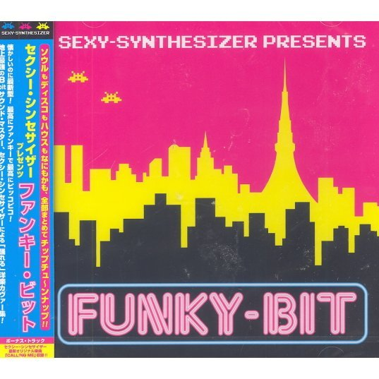 Sexy-synthesizer Presents Funky-bit