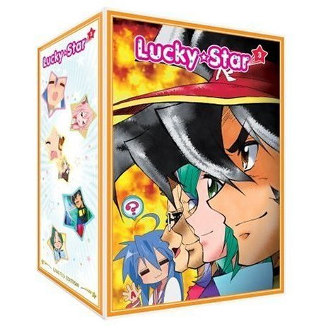 Lucky Star Vol.3 [Limited Edition]