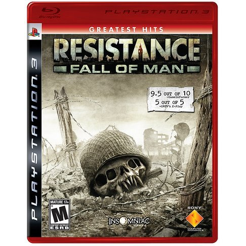 Resistance: Fall of Man (Greatest Hits)