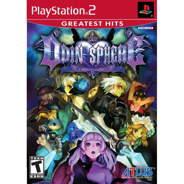 Odin Sphere (Greatest Hits)