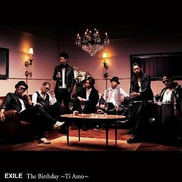 The Birthday - Ti Amo [CD+DVD Limited Edition Jacket A]