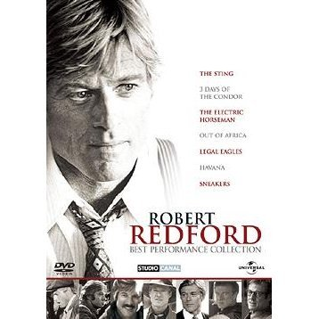 Robert Redford Best Performance Collection