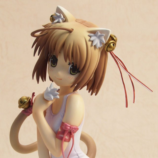 Yotsunoha 1/6 Scale Pre-Painted PVC Figure: Nekomiya Nono (Wonder Festival 2008 Limited Version)
