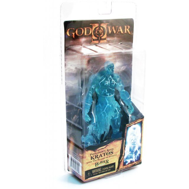 God of War 2 Action Figure: Kratos Poseidon's Rage
