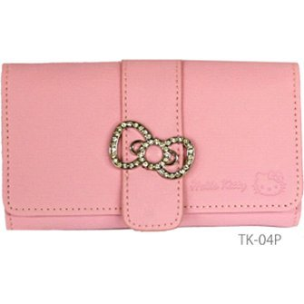 Hello Kitty Jewel Pouch (Pink)
