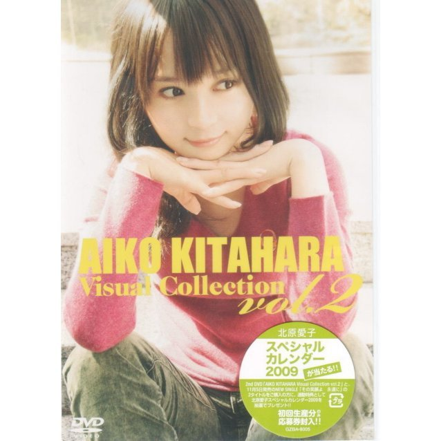 Aiko Kitahara Visual Collection Vol.2