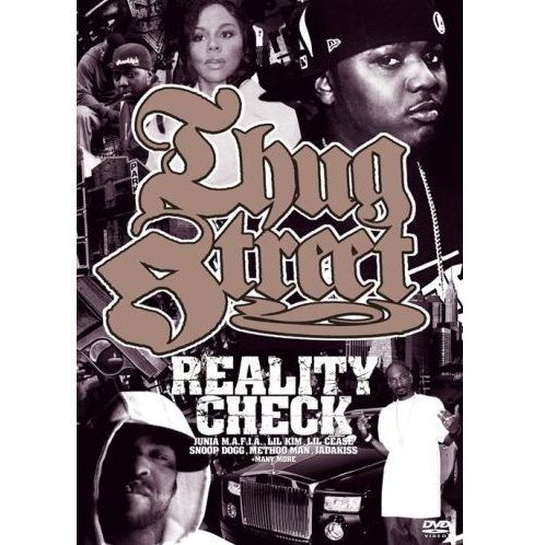 Thug Street - Reality Check [DVD+CD]