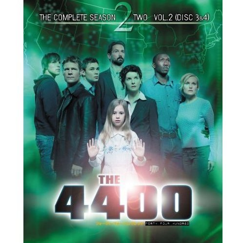 The 4400 The Complete Season 2 Vol.2 Petit Slim