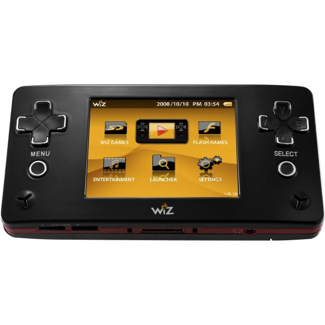 GP2X Wiz Game System