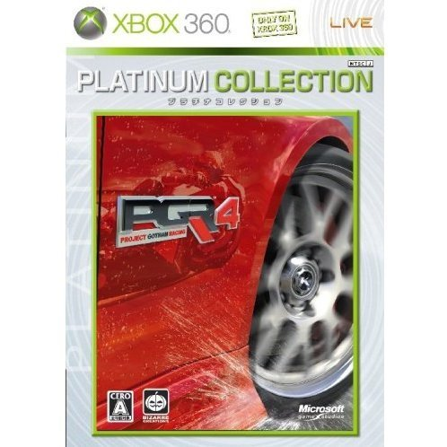 Project Gotham Racing 4 (Platinum Collection)