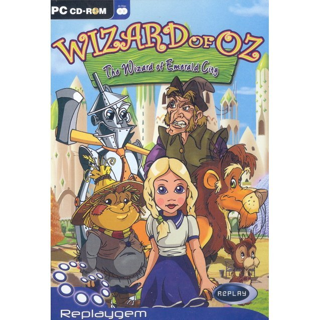 Wizard Of Oz: The Wizard of Emerald City