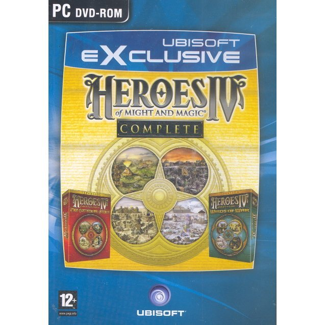 Heroes of Might And Magic IV (DVD-ROM)