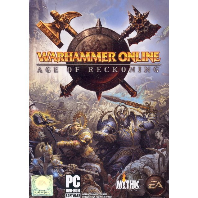 Warhammer Online: Age of Reckoning (DVD-ROM)