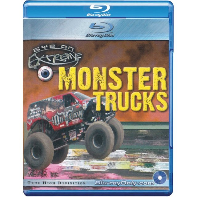 Eye on Extreme Monster Trucks