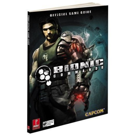 Bionic Commando: Prima Official Game Guide