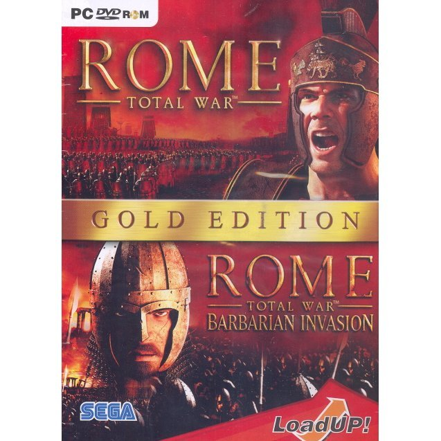 Rome: Total War Gold Edition (DVD-ROM)
