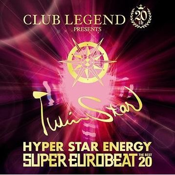 Club Legend 20th Presents Twinstar Hyper Star Energy - The Best 20 [Limited Pressing]
