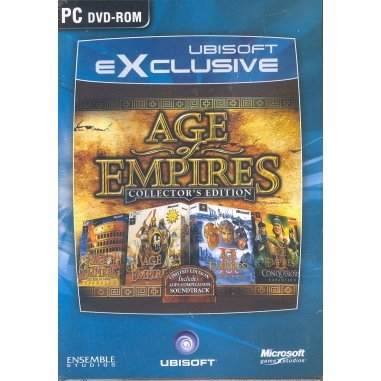 Exclusive Age Of Empires: Collector's Edition (DVD-ROM)