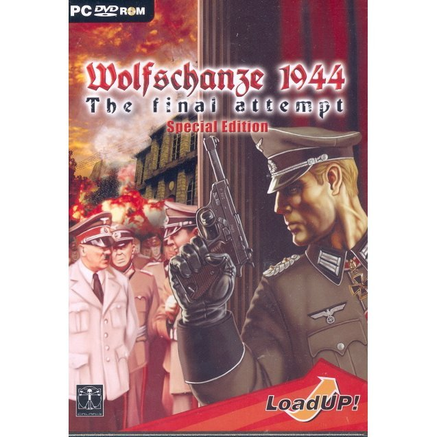 Wolfschanze 1944: The Final Attempt Special Edition (DVD-ROM)