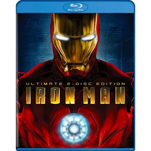 Iron Man (Ultimate Edition)