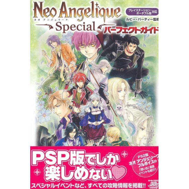 Neo Angelique Special Perfect Guide