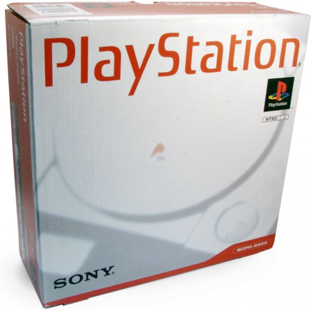 PlayStation Console - SCPH-5500