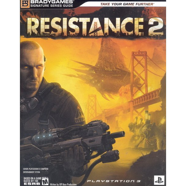 Resistance 2 Signature Series Guide