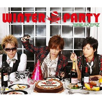 Winter Party / Angelic Smile [CD+DVD Limited Edition Type B]