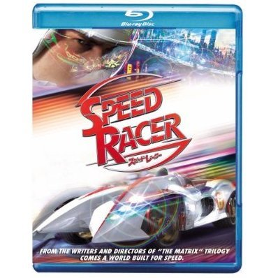 Speed Racer Mach5 Blu-ray Premium Box [Limited Edition]