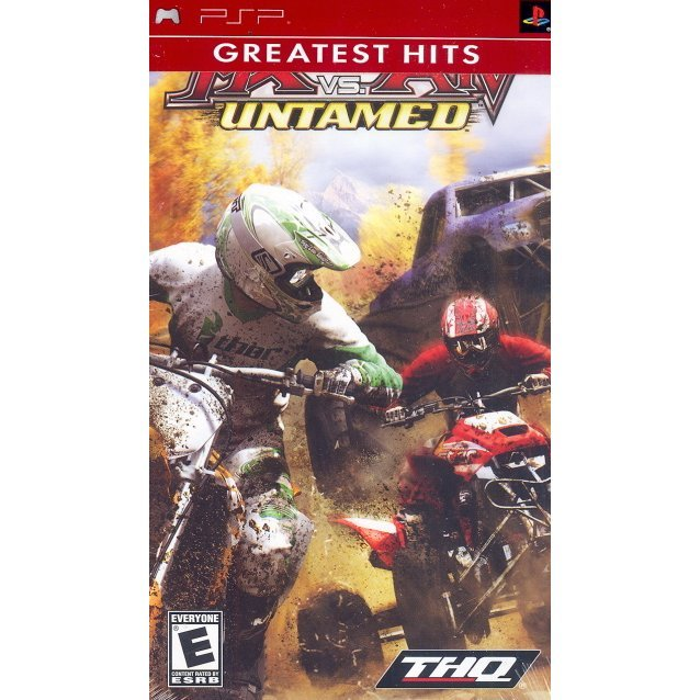 MX vs ATV: Untamed (Greatest Hits)