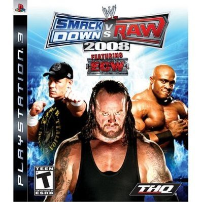 WWE Smackdown Vs. RAW 2008 (Greatest Hits)