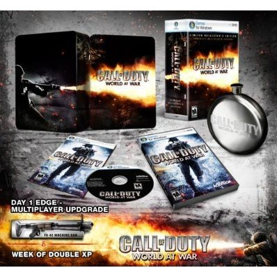 Call of Duty: World at War (DVD-ROM) [Collector's Edition]