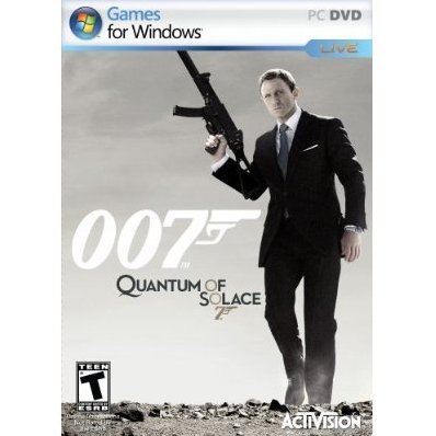 James Bond: Quantum of Solace (DVD-ROM)