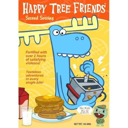 Happy Tree Friends Second Serving