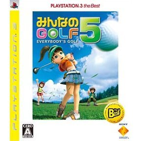 Minna no Golf 5 (PlayStation3 the Best)