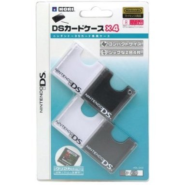 DS Card Case x 4 (Chic)