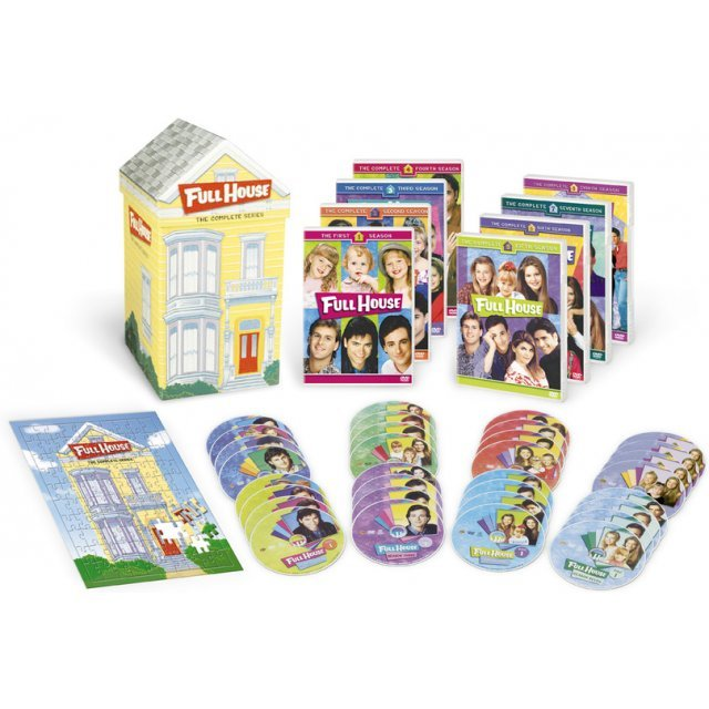 Full House 1st-8th Complete Box [Limited Edition]